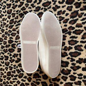 Calvin Klein Shoes - NWOT Calvin Klein White Madie Sneakers    9